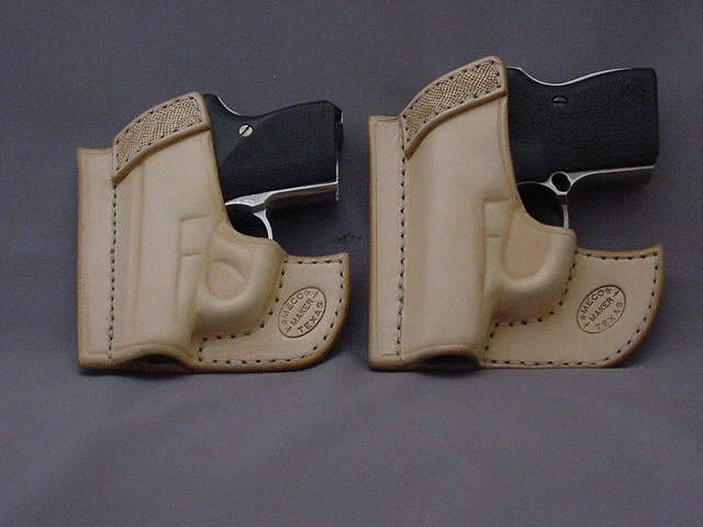 pocket holster for the Ruger LCP - TexasCHLforum com